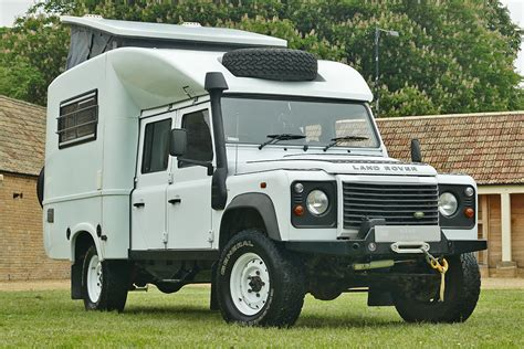 land rover defender motorhome land rover discovery 2 cer fs 2000 land rover