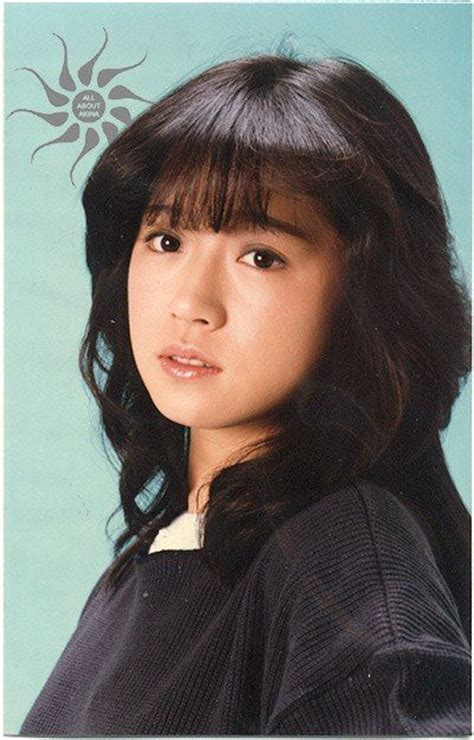 akina nakamori 1000 images about japanese 80 s idols on pinterest