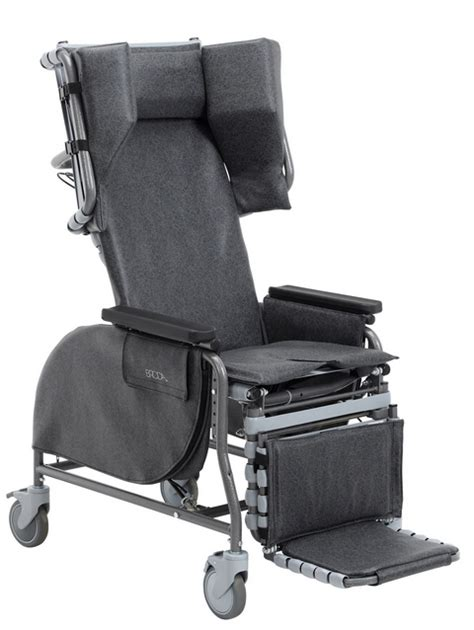 Broda Chair Cost by Broda Midline Recliner High Back Reclining Wheelchairs