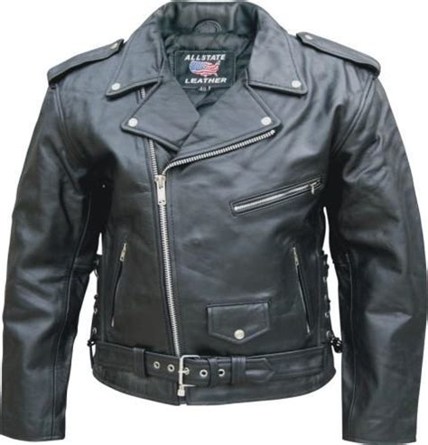 mens black leather motorcycle jacket allstate mens black leather motorcycle jacket side