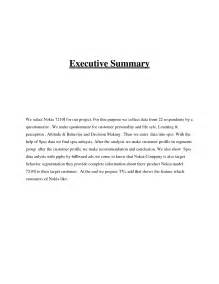 How To Write An Executive Summary For A Resume by Doc 585690 31 Executive Summary Templates Free Sle Exle Format Bizdoska
