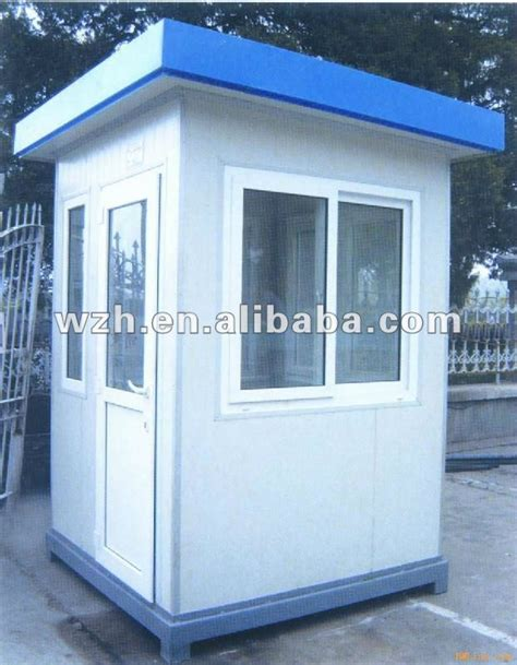guard room design prefabricated unit sentry box security guard house buy sentry box shed container