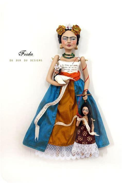 500 Handmade Dolls - dolls by du buh du designs m 225 s frida