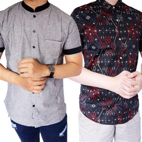 Baju Distro Keren Baju Trendy baju kemeja fashion casual formal pria keren trendy