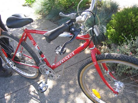 peugeot canada peugeot mountain bike auto hobby