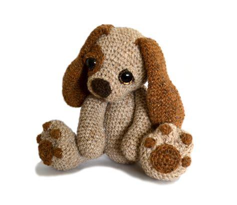 crochet puppy amigurumi puppy kalulu for