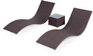 chaise longue de jardin chaises et mobilier design