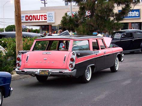 donut wagen file 1957 dodge wagon jpg wikimedia commons