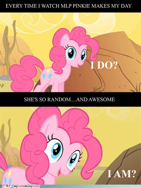 Pinkie Pie Meme - image 398012 pinkie pie breaking the 4th wall know