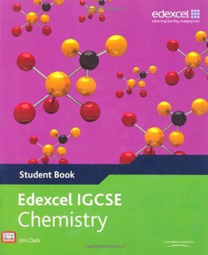 edexcel international gcse chemistry edexcel igcse chemistry student book edexcel international gcse book ebay