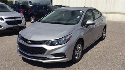 white and silver ls 2017 chevrolet cruze ls silver ice metallic roy nichols
