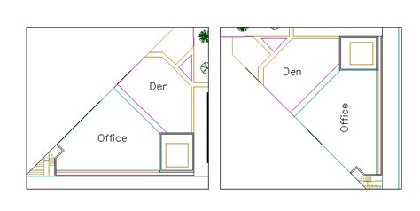 rotate layout view autocad rotate viewport change direction of view in the layout