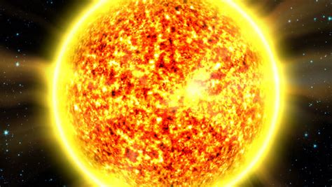 3d Images Of Sun To Help Nasa Predict Solar Flares by Animated Background Of A Rotating 3d Sun With Radiating