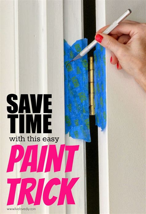 10 Unique Tips You Never Knew by Livelovediy 10 Painting Tips Tricks You Never Knew