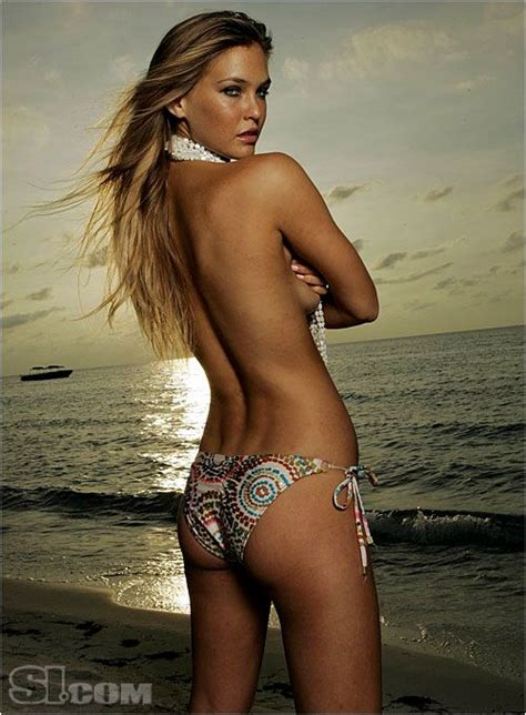 Si Illustrations by Bar Refaeli Si Swimsuit Collection 2007 Sports