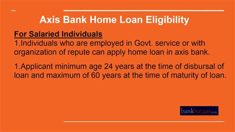 axis bank home loan interest rate axis bank home loan