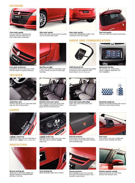 Suzuki Car Accessories Car Accessories Car Accessories
