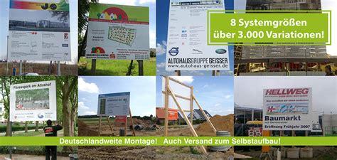 Bauschild Mieten by Preise F 252 R Bauschilder Mieten Und Kaufen