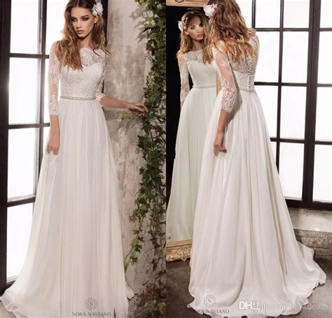 simple wedding dresses   elegant wedding nicestyles