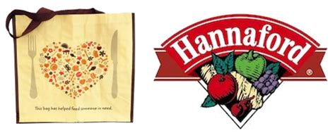 Get Bushs Bag Help Fight Child Hunger by Hannaford Cause Bag Program May