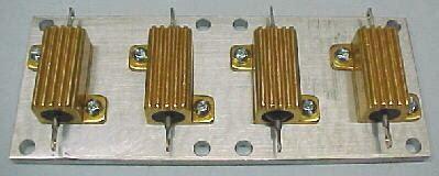 resistor pack for low impedance injectors em 5 hardware