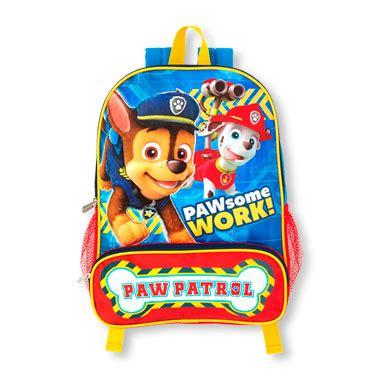 Kotak Box Souvenir Size Xl Paw Patrol toddler boys paw patrol pawsome work backpack