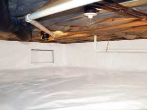 Mildew Resistant Paint Exterior - the cleanspace crawl space vapor barrier by nepean ottawa orleans ontario waterproofers