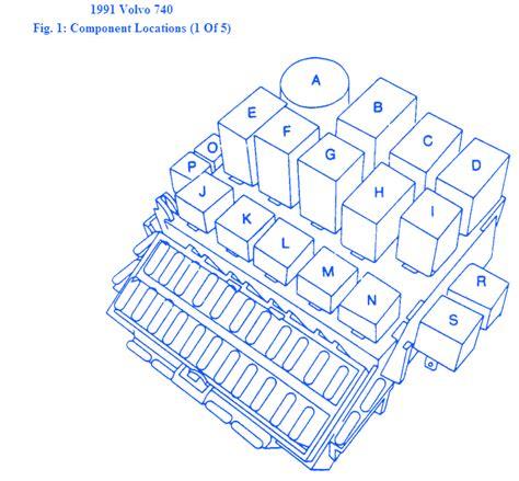 wiring diagram 1992 volvo 940 alternator volvo 940