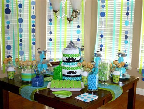 decorar mesa para baby shower 14 ideas para un baby shower maternidadfacil