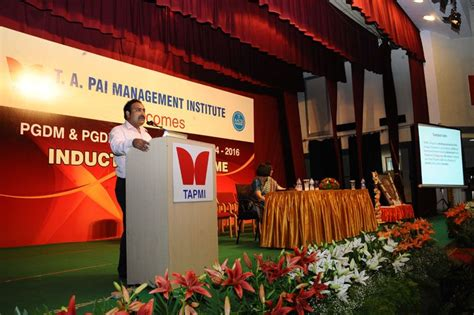 Tapmi Manipal Mba Fees by T A Pai Management Institute Tapmi Manipal Images