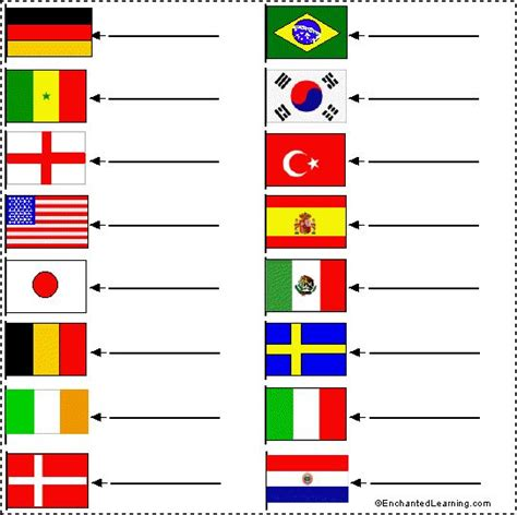 flags of the world usa flag matching game winter olympics games for kids