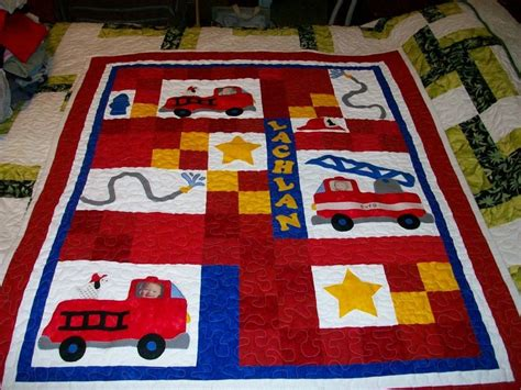 Firetruck Quilt by 17 Best Images About Quilting Quilts Quilts And More Beautiful Quilts On
