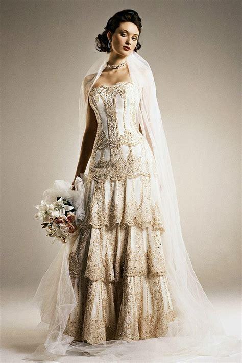 Vintage Unique Wedding Dresses by Unique Vintage Wedding Dress Dress Yp
