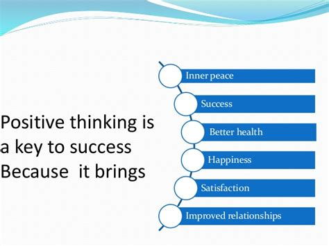 Power Of Positive Thinking power of positive thinking