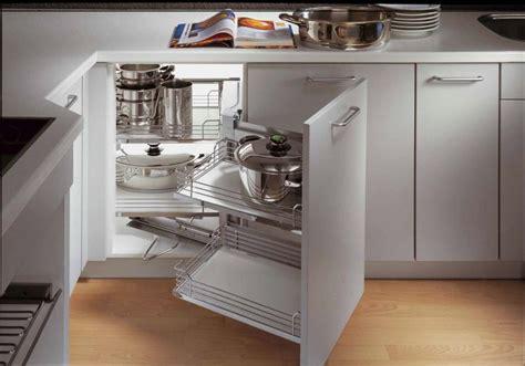Corner Carousel Kitchen Cabinet by Cajones De Cocina Muebles De Cocina Para Mantener El Orden