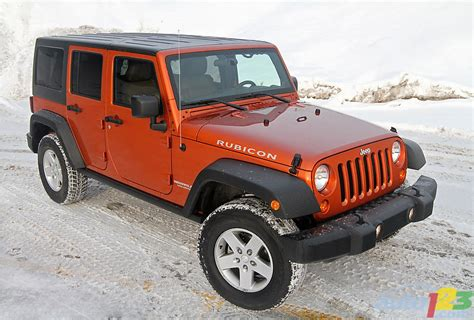 2011 Jeep Wrangler Rubicon Auto123 New Cars Used Cars Auto Shows Car Reviews