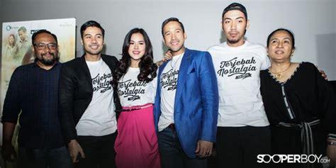aktor film layar lebar indonesia terjebak nostalgia film layar lebar pertama raisa