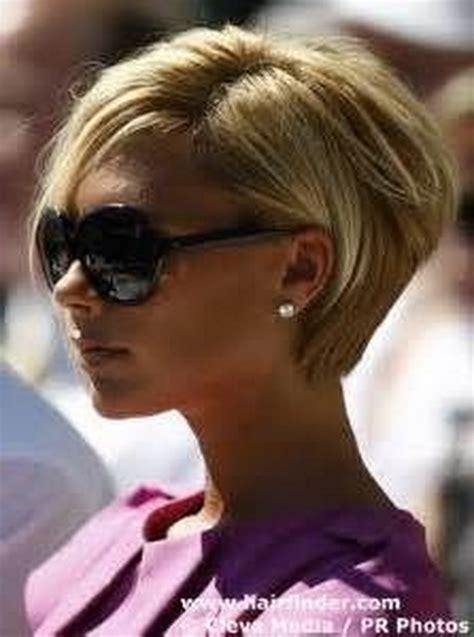 wedge cut for fine hair short wedge haircuts
