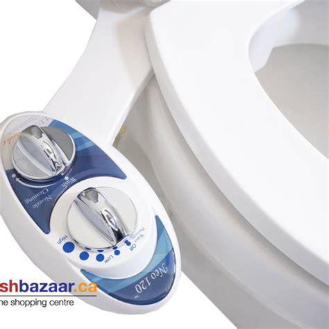 bidet toilet edmonton luxe bidet toilet attachment luxe taharet muslugu