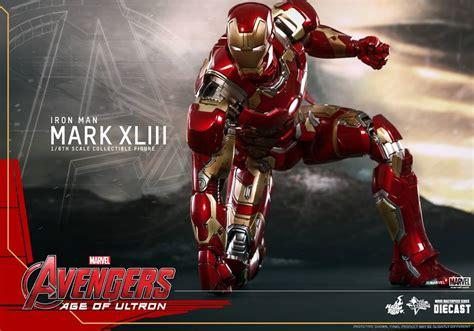 Toys Iron Xliii Age Of Ultron toys age of ultron iron xliii the toyark news