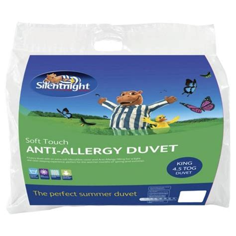 Anti Allergy Comforter by Buy Silentnight Anti Allergy Soft Touch 4 5 Tog