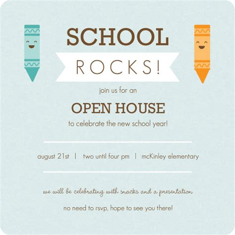 open house invitation templates sle open house invitations search engine at