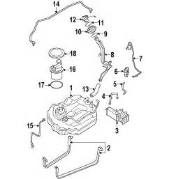 parts 174 mazda 3 fuel system components oem parts