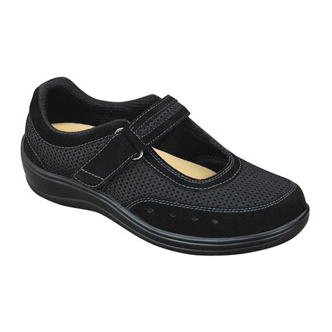 extra wide comfort shoes orthofeet chattanooga 851 merry jane casual dress