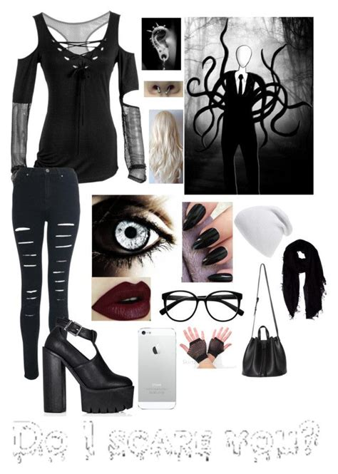 slender man   anime inspired outfits fandom