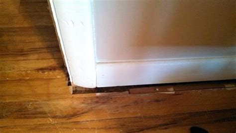 how to fill gap between cabinet and floor how to fill gap between cabinet and wall how to handle