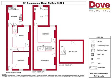 floor plan best views from rooms 53 62 picture of swissotel the 4 bed property to let s6 3fq dove properties