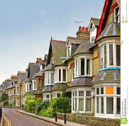 Old english houses stock image image 1600811
