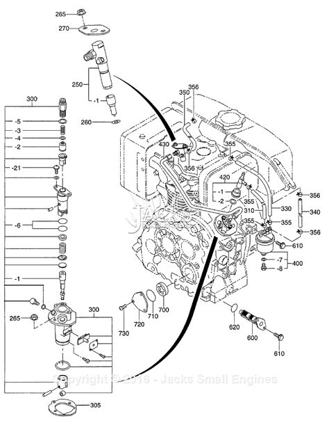 2 parts diagram robin subaru dy27 2 parts diagram for fuel lubrication ii