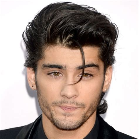 zayn malik haircut mens hairstyles and haircuts 2017 long hairstyle zayn malik 20 celebrity men with long hair